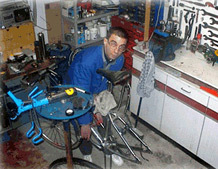Cycles et Sport Mosan - Atelier & Réparation